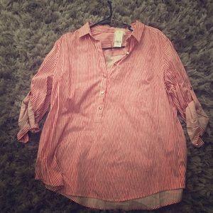 NY & Company Dress Shirt